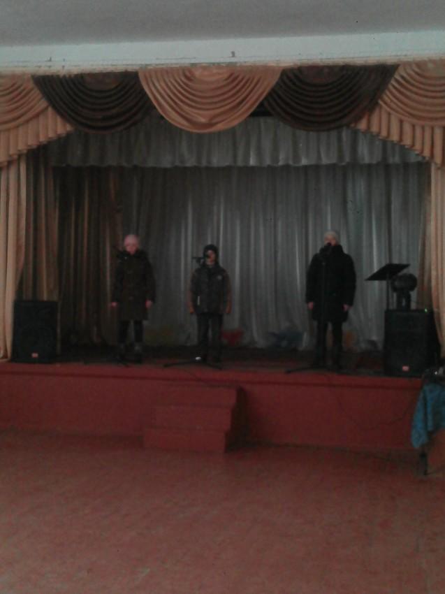 Альбом:   18 січня у Нечволодівській бібліотеці та клубі вшанували пам'ять великого Українця, справжнього сина нашого народу В'ячеслава Чорновола.
