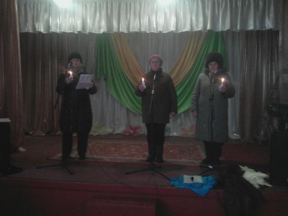 Альбом: 20 лютого було проведено у Нечволодівському клубі виховна година  до Дня пам'яті Героїв Небесної Сотні.