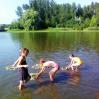 Альбом: 07 липня в селі Нечволодівка на центральному ставку відбулося Свято Івана – Купала.
